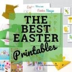 The best easter printables by the Irish twins momma
