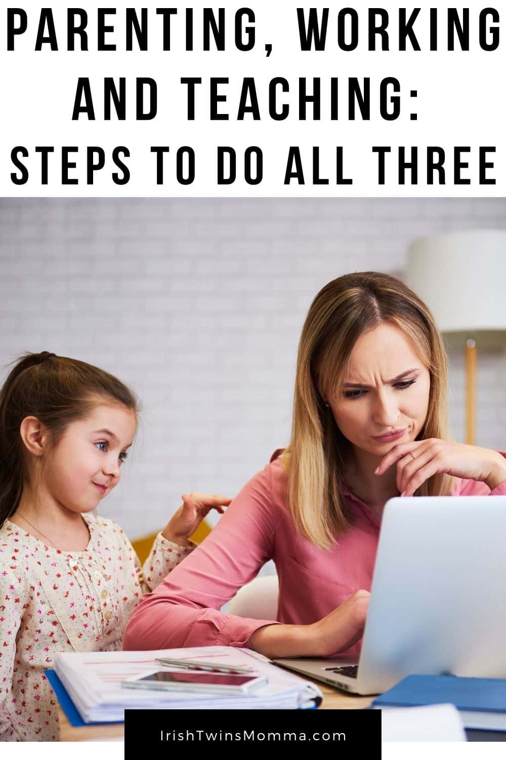 If you're trying to find the right balance in this unprecedented situation, there are some tips you can follow. Here, we'll look at some of the steps you can take to accomplish your new role without losing your sanity. via @irishtwinsmom11