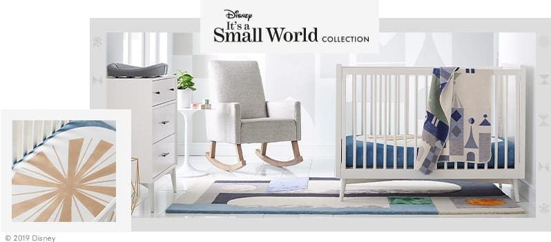 Pottery Barn Kids Disney Its a Small World