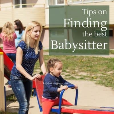 Tips on Finding a Great Babysitter