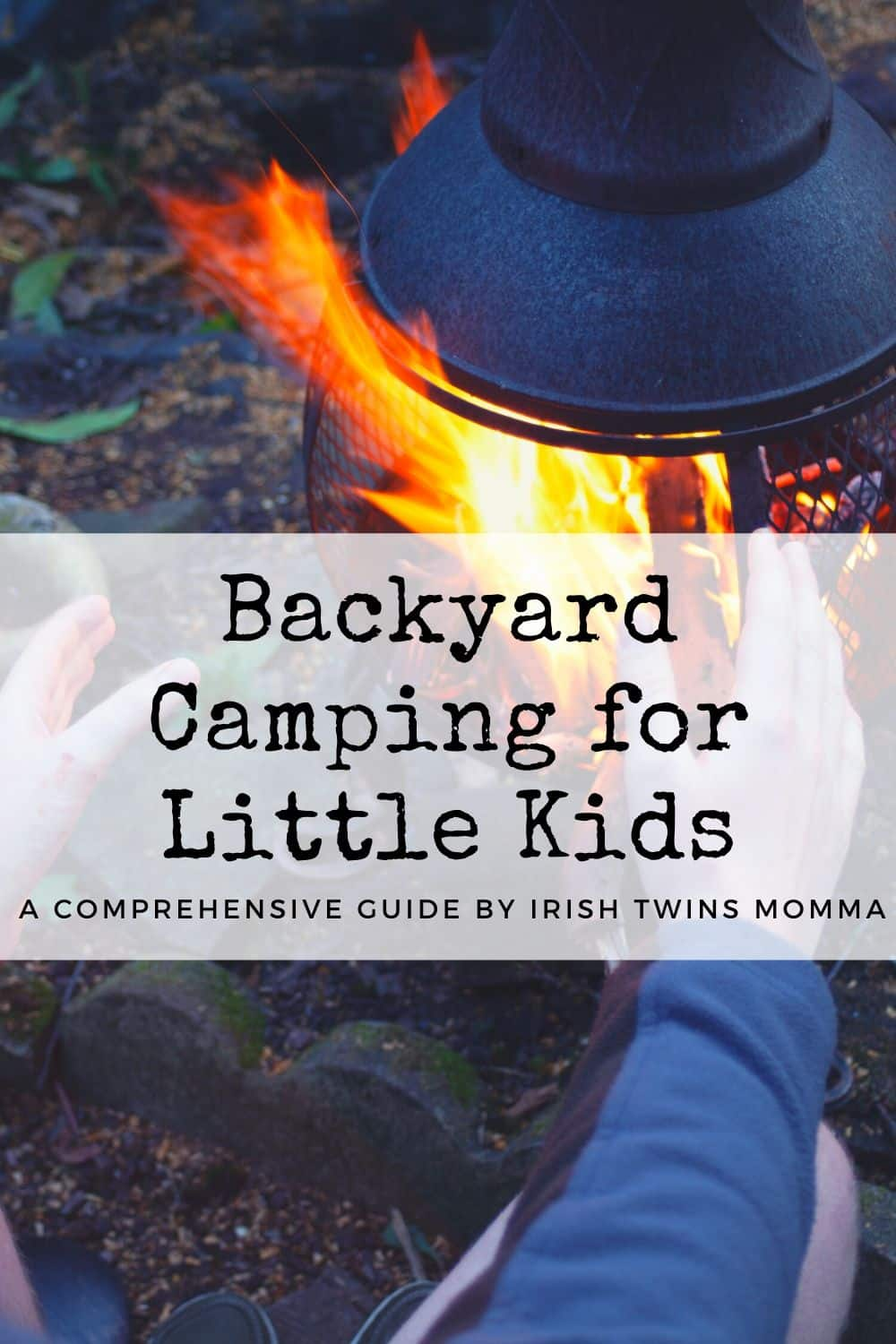 Having a fun backyard campout is one of the first camping experiences for little kids, with all the thrills but none of the scariness and danger of a proper camping trip. Here's how to plan a fun backyard camping trip for little kids. Camping in your backyard may not seem very glamorous, but it can be a fun and exciting adventure, especially for little kids. via @irishtwinsmom11