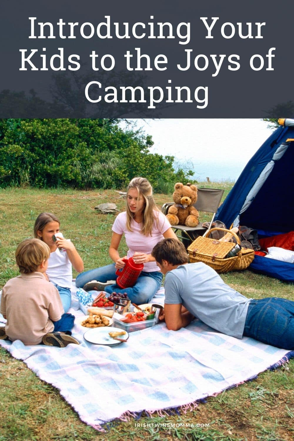 Taking your kids camping for the first time can be a daunting task. Will they enjoy it or will they whine for home? And with so many potential hazards and things to worry about, will you be able to enjoy yourself at all? Here's how to introduce your kids to the joys of camping via @irishtwinsmom11