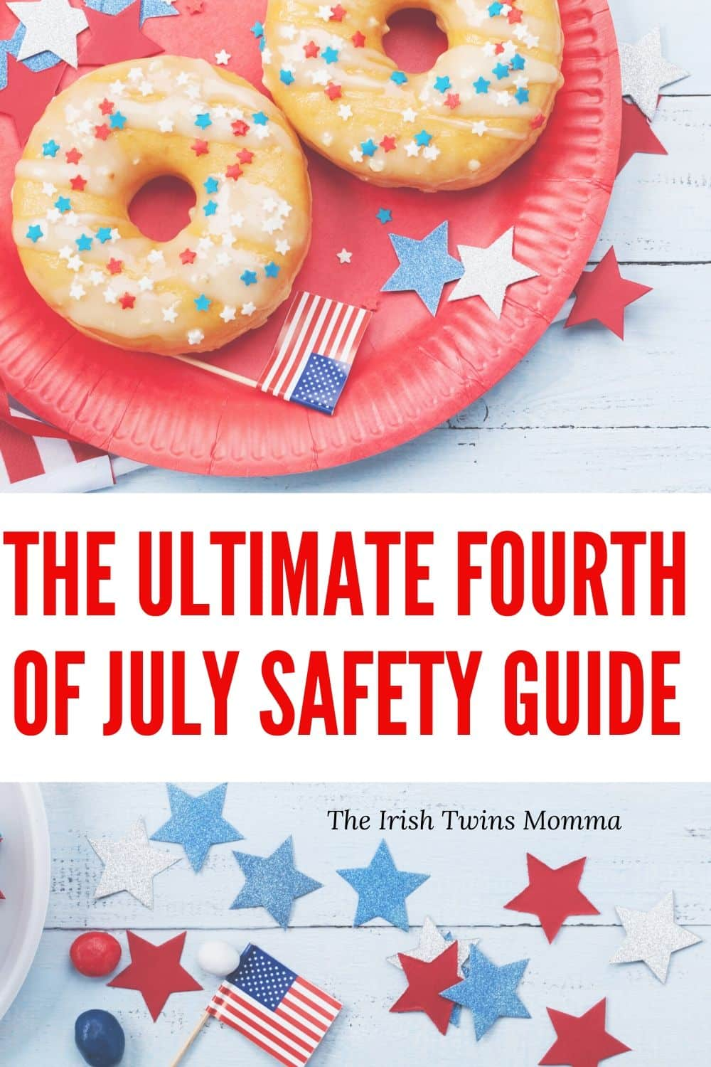 When you start thinking about how you're going to celebrate the Fourth of July with your loved ones, it probably doesn't come to mind that it's widely considered the most dangerous U.S. holiday. That doesn't mean it can't be a fun, relaxing time, but keeping festivities safe and sound will require some thought and discipline for your entire family. via @irishtwinsmom11