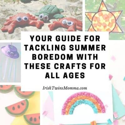 Your guide for tackling summer boredom