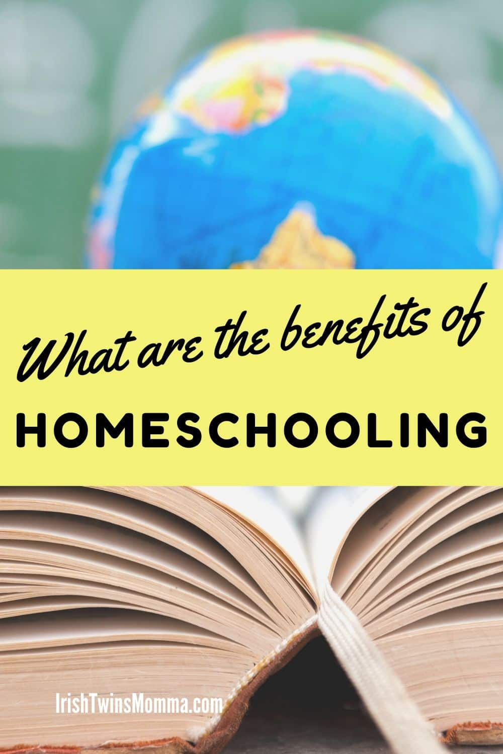 The ultimate guide to homeschooling shares with you what homeschooling is, the benefits of homeschooling, resources for homeschooling, and how to start home schooling.  Everything you need to know to get started and be successful. via @irishtwinsmom11
