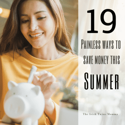 Painless Ways to Save this Summer