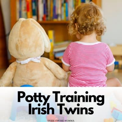 Potty Training Irish Twins