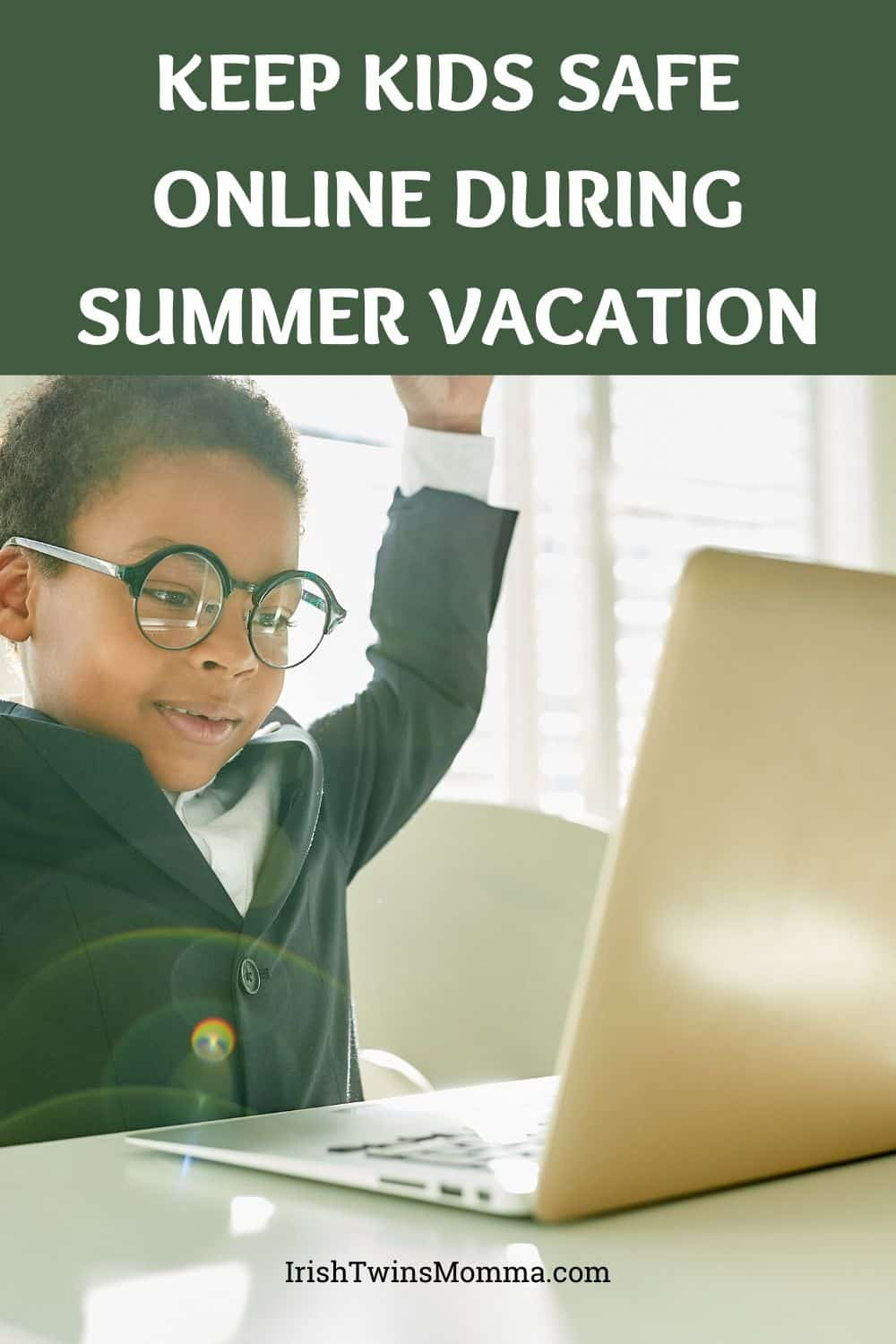 Keeping our kids safe online is one of the biggest worries for modern parents. We've all read the headlines, see the news reports, and watched the documentaries. We know just how bad predatory behavior and cyberbullying. But just what can we do to protect our kids online during summer vacation? via @irishtwinsmom11
