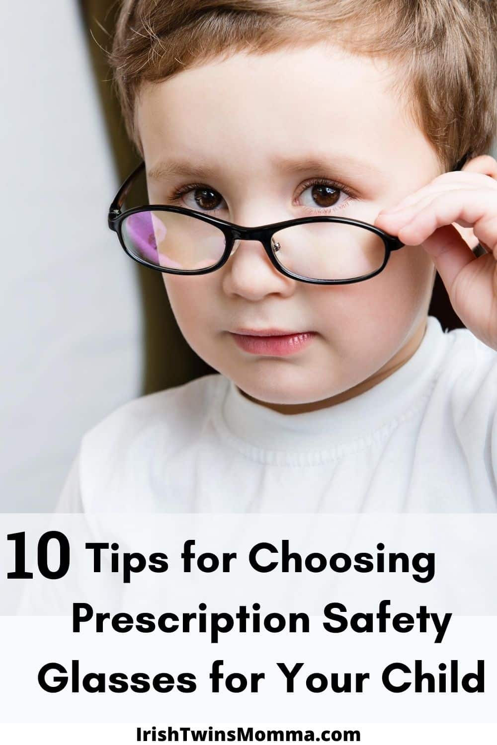 Prescription safety glasses are a good all-round option for children, with shatterproof frames and lenses that offer durability without compromising on style. Here are some tips to help you meet all of your goals in finding the right fit for your child. via @irishtwinsmom11
