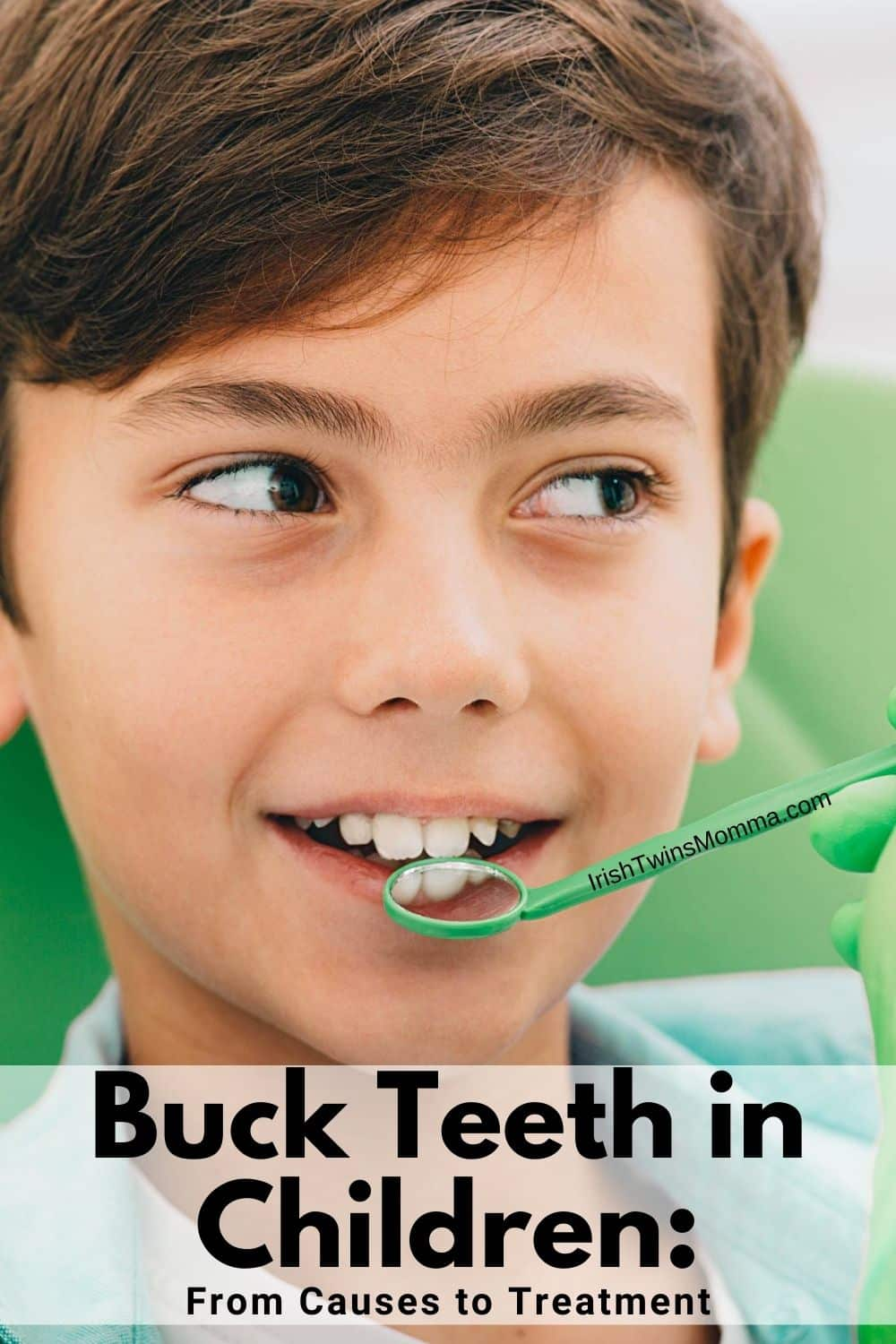 Buck teeth are one of the most common dental occurrences in children. In this condition, the upper set of front teeth horizontally overlaps the lower ones. It is essential to consult an orthodontist at the earliest to figure out an effective buck teeth correction procedure to protect your child from other issues that arise. This article will help you learn the causes of buck teeth in children and also understand the ways you can get them fixed. via @irishtwinsmom11