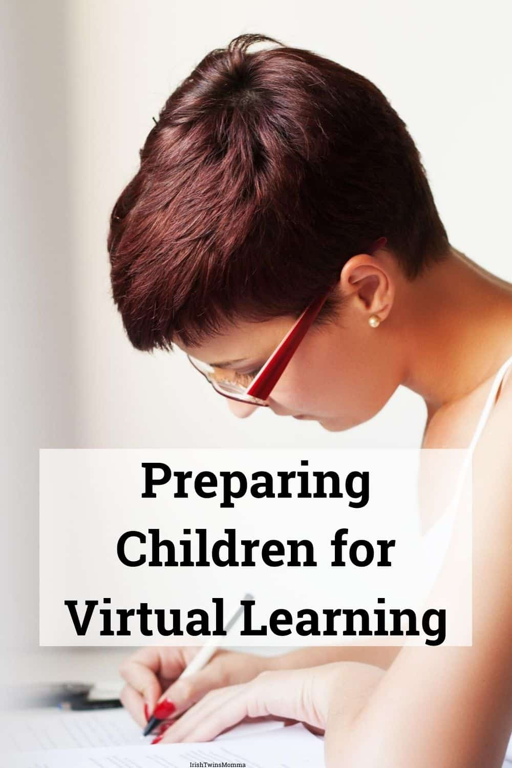 Children for virtual learning