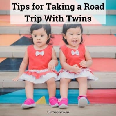 Tips for Taking a Road Trip With Twins