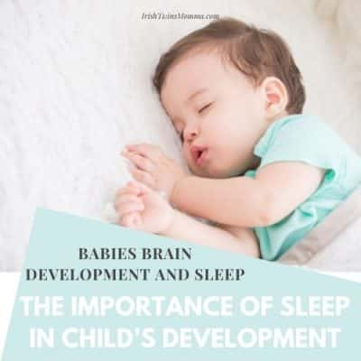 Babies Brain Development And Sleep: The Importance Of Sleep In Child's Development