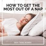 How To Get the Most Out of a Nap