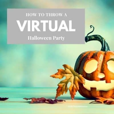 Spooky Times: How To Throw a Virtual Halloween Party