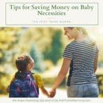 Tips for Saving Money on Baby Necessities