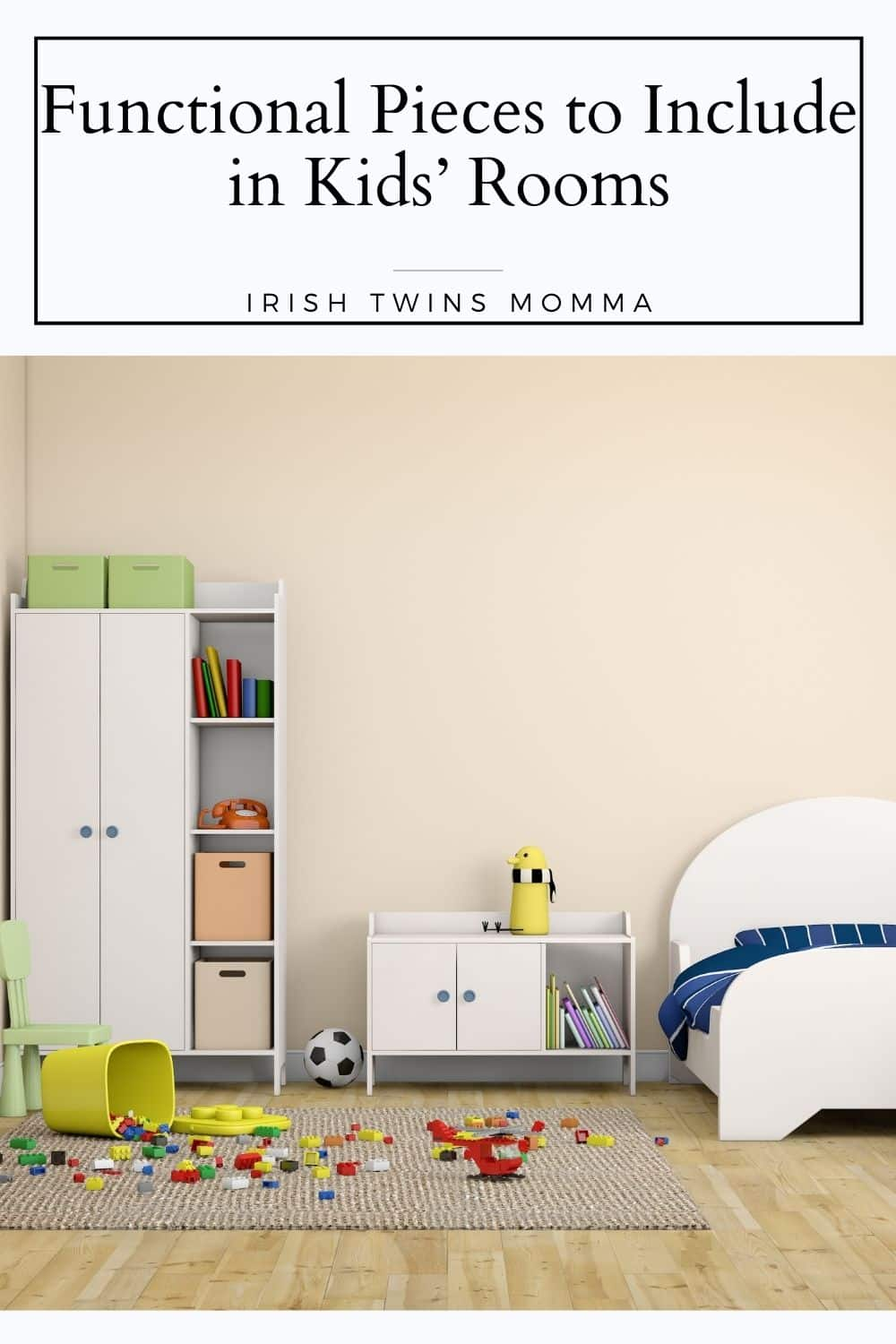Functional Pieces to Include in Kids' Rooms (1)