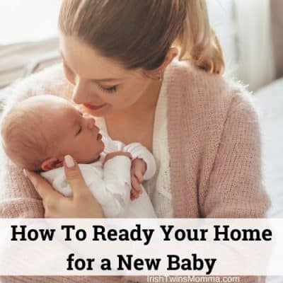 How To Ready Your Home for a New Baby