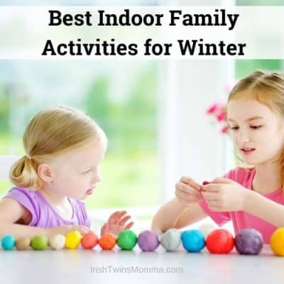 Best Indoor Family Activities for Winter
