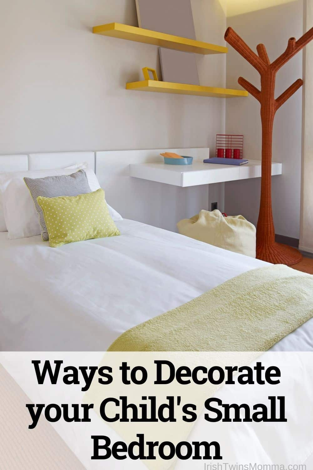 Ways to Decorate your Childs Small Bedroom