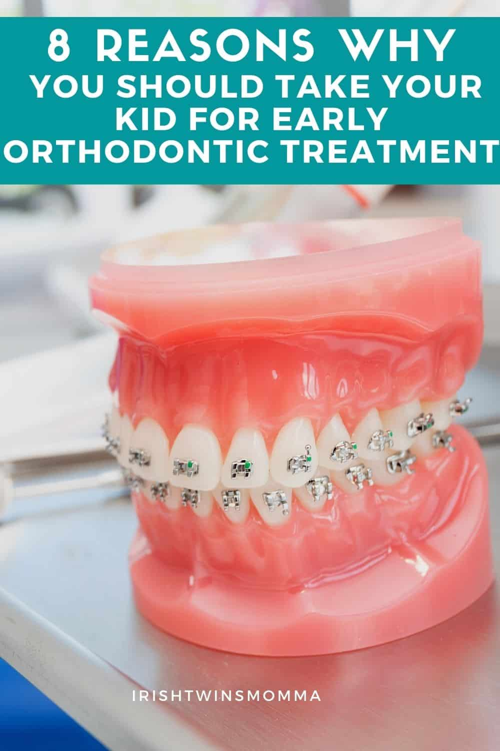 8 Reasons Why You Should Take Your Kid for Early Orthodontic Treatment