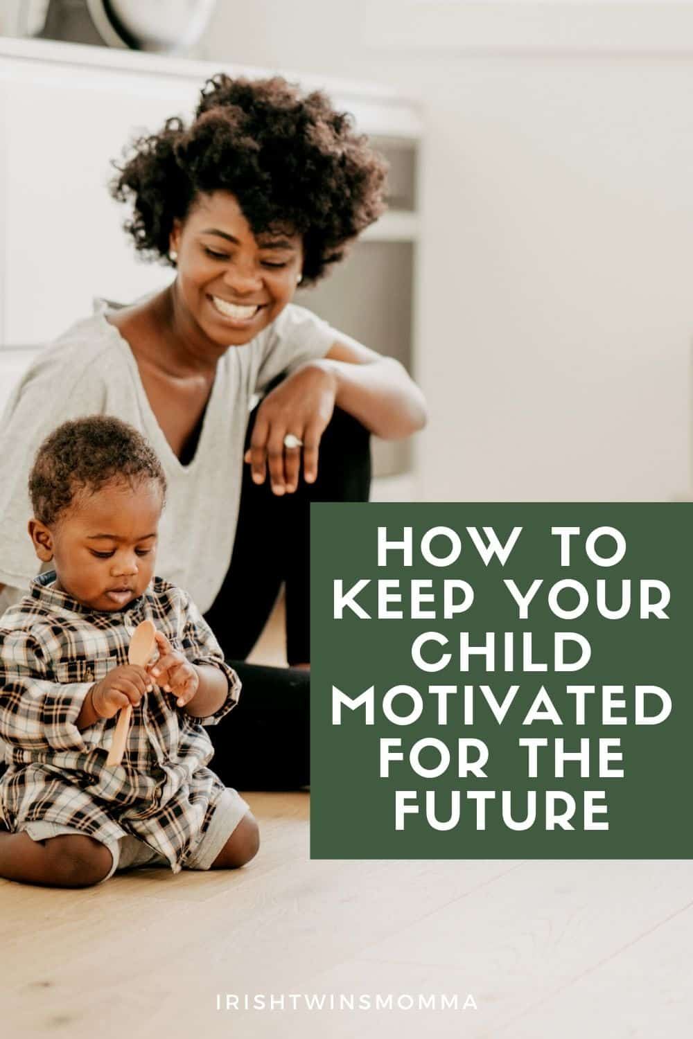 Child Motivated about the future