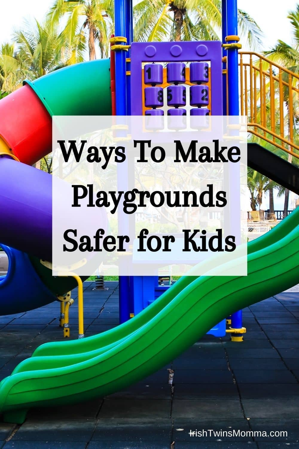 Ways To Make Playgrounds Safer for Kids