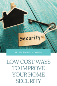Low Cost Ways to Improve your home Security
