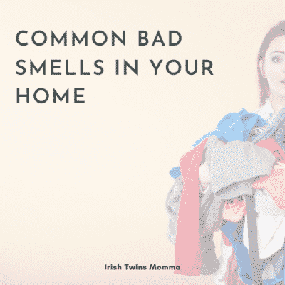 Common Bad Smells in your home