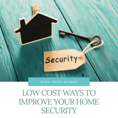 Low-Cost Ways To Improve Your Home Security
