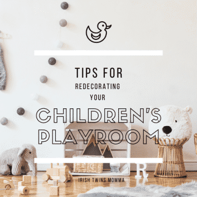 Tips for Redecorating Your Children's Playroom