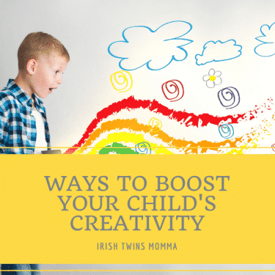 Ways To Boost Your Child's Creativity