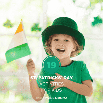 19 St. Patrick's Day Activities for Kids