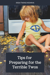 Tips for the Terrible Twos