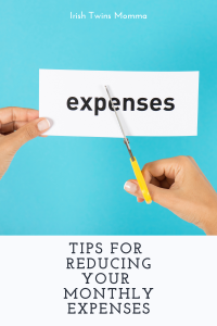 Tips for Reducing your monthly budget