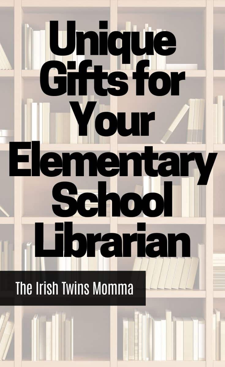 Unique Gifts for Your Elementary School Librarian