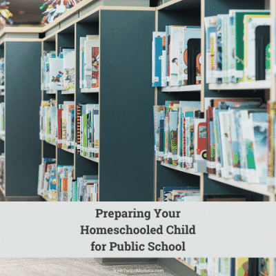 Preparing Your Homeschooled Child for Public School