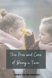 Pros & Cons of Being a Twin
