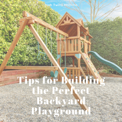 Tips for Building the Perfect Backyard Playground