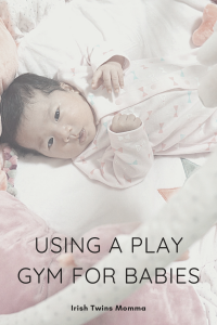 Using a Play Gym for Babies