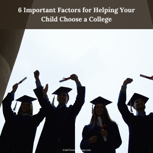 Helping Your Child Choose a College
