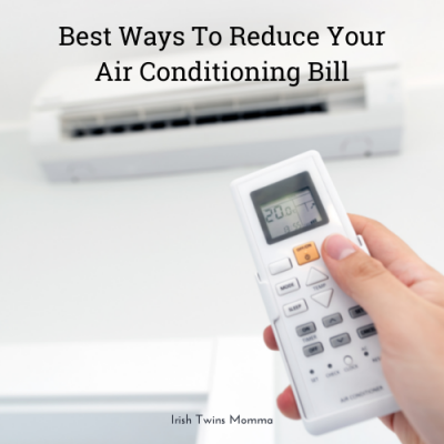 Reduce Your Air Conditioning Bill