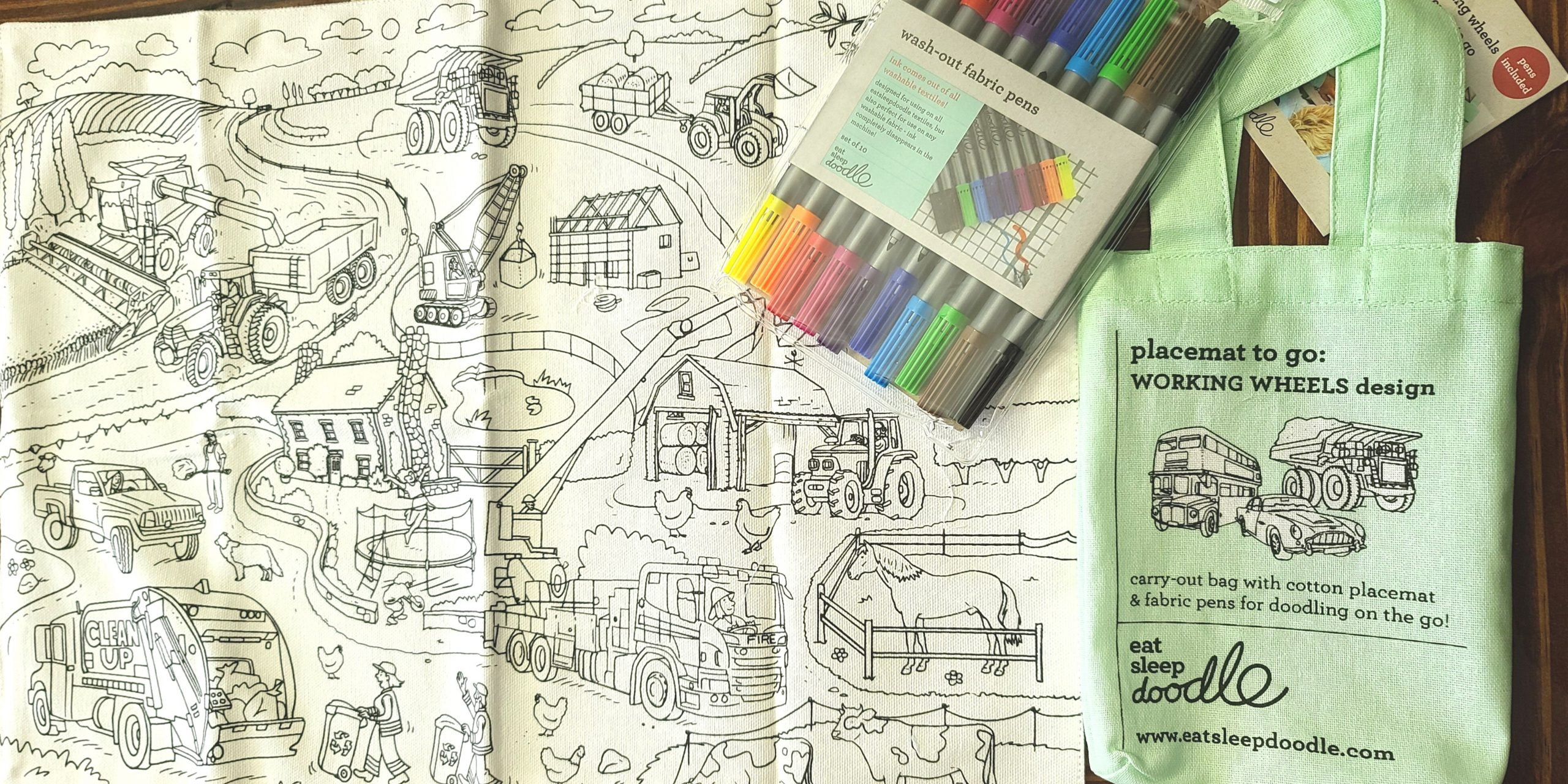 The Benefits of Coloring as a Child