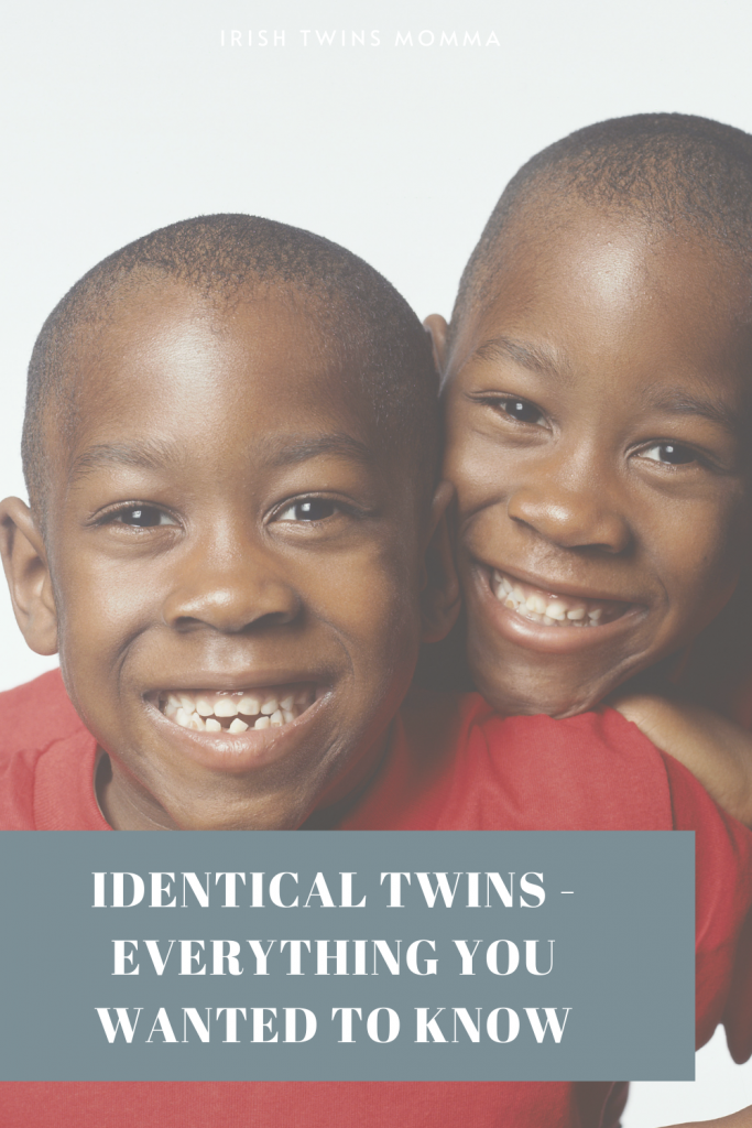 Identical Twins - What you need to know