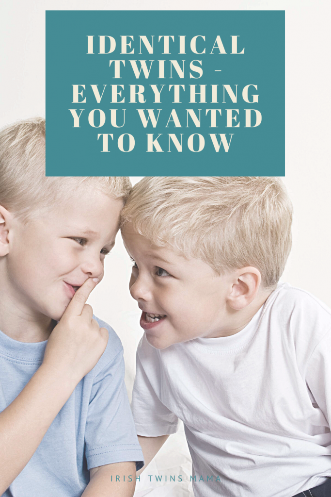 Identical Twins - Everything You Wanted to Know