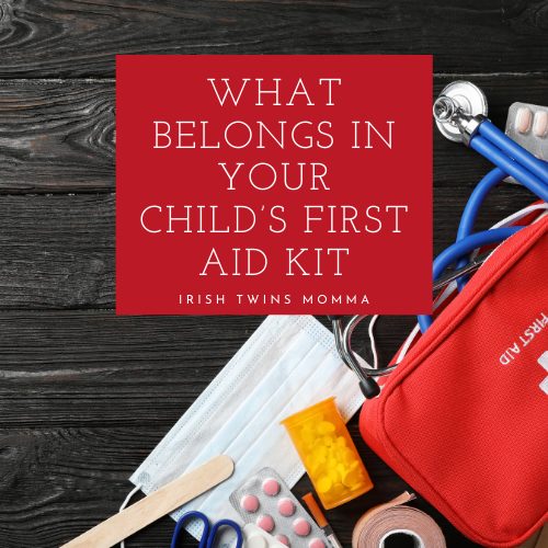 Child's First Aid Kit