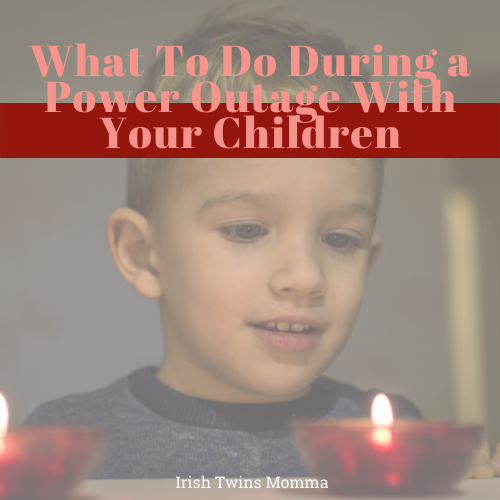 Power Outage with Children