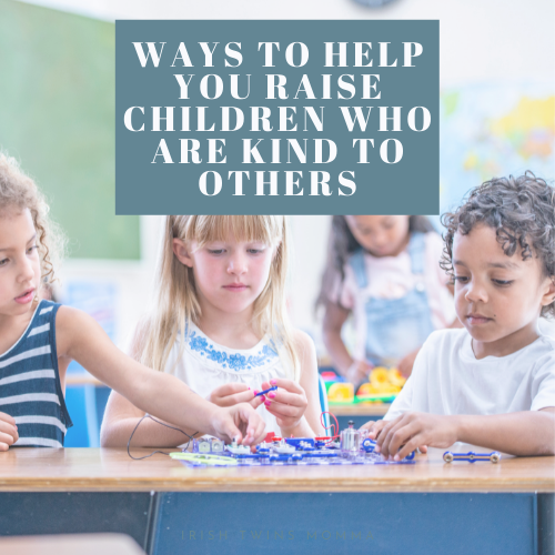 Children Kind to Others